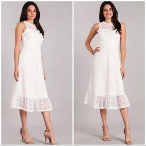 ☀️LAST2️⃣//WHITE LACE DRESS